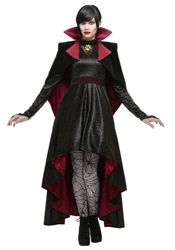 Click Here to buy Vampire Vixen Costume from HalloweenCostumes, USA Funds & Shipping