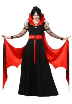 Women's Batty Vampire Costume