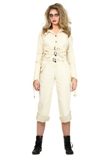 Plus Size Womens Insane Asylum Costume