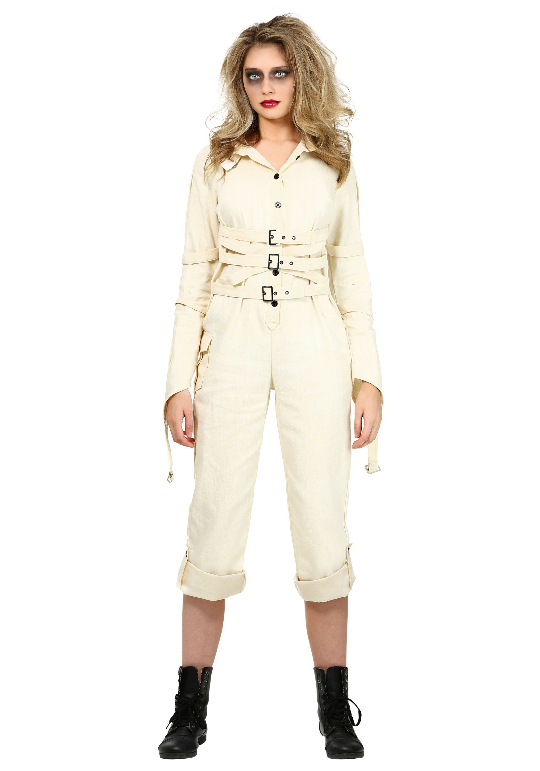 Women S Insane Asylum Costume
