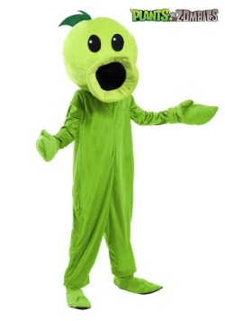 0414ed29d5b2 Plants Vs Zombies Child Peashooter Costume1