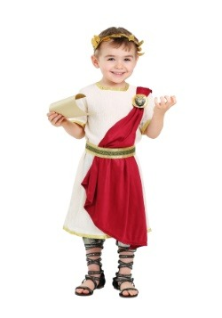Toddler Roman Senator Costume
