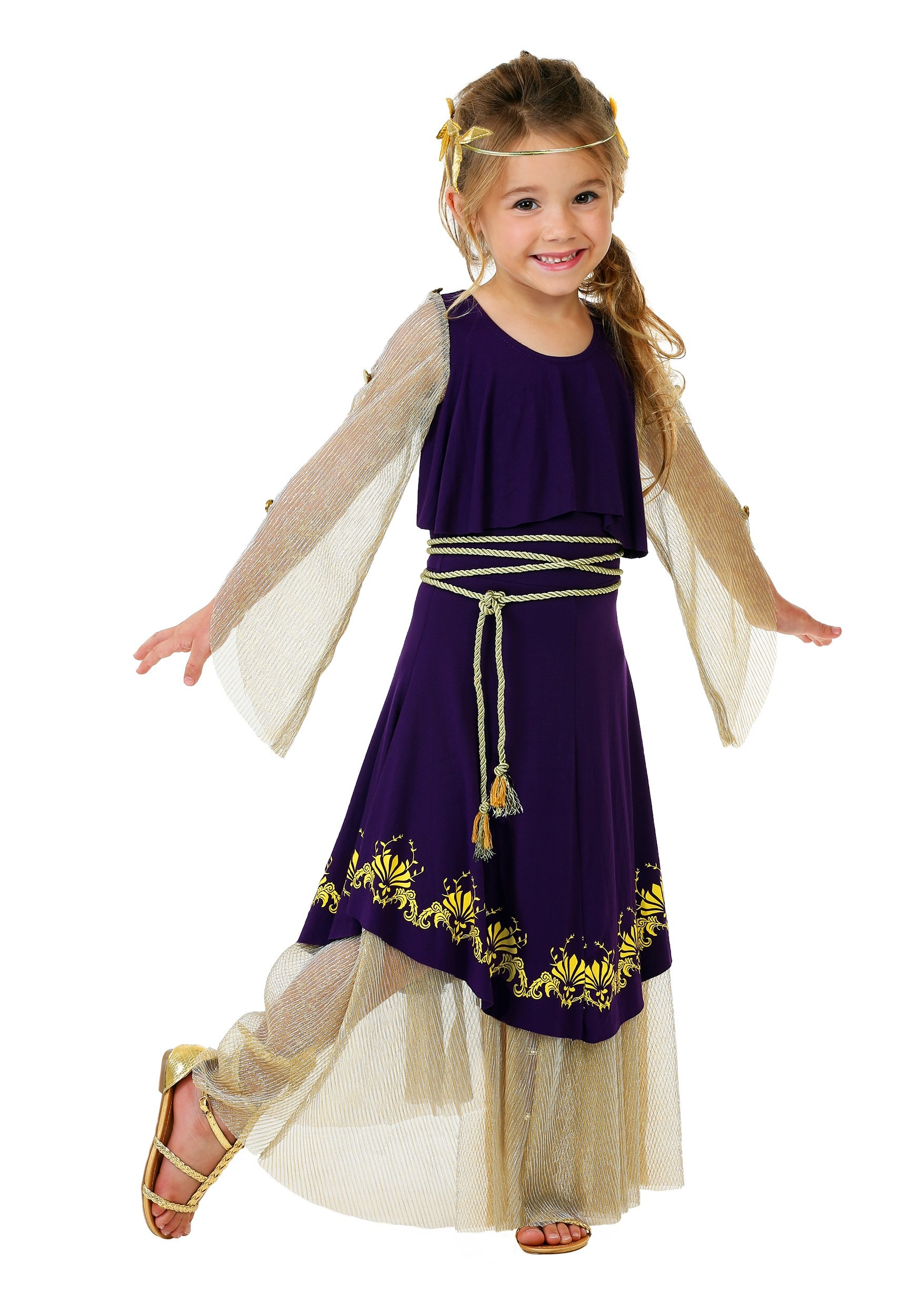 Toddler Aphrodite Goddess Costume