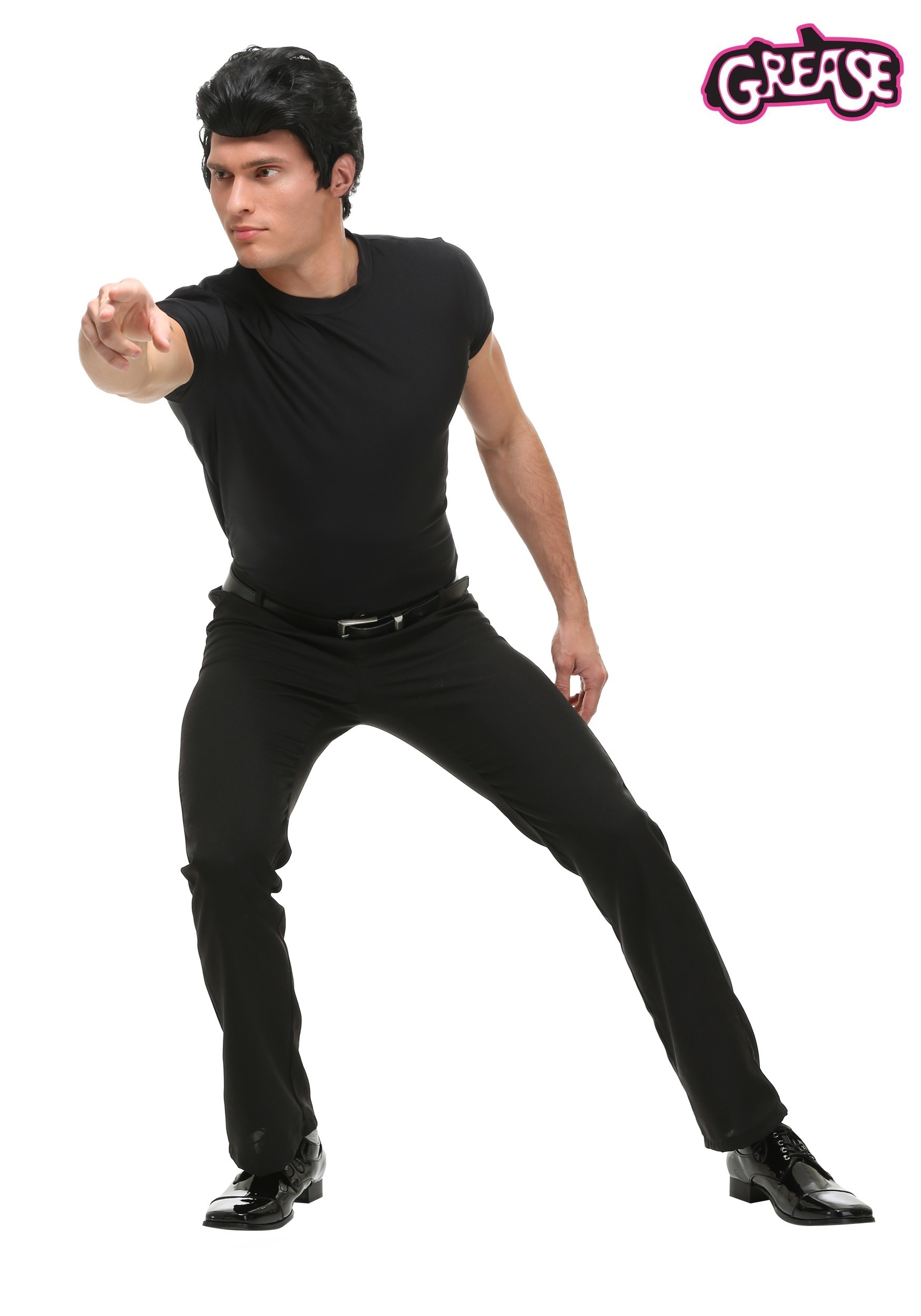 grease danny costume