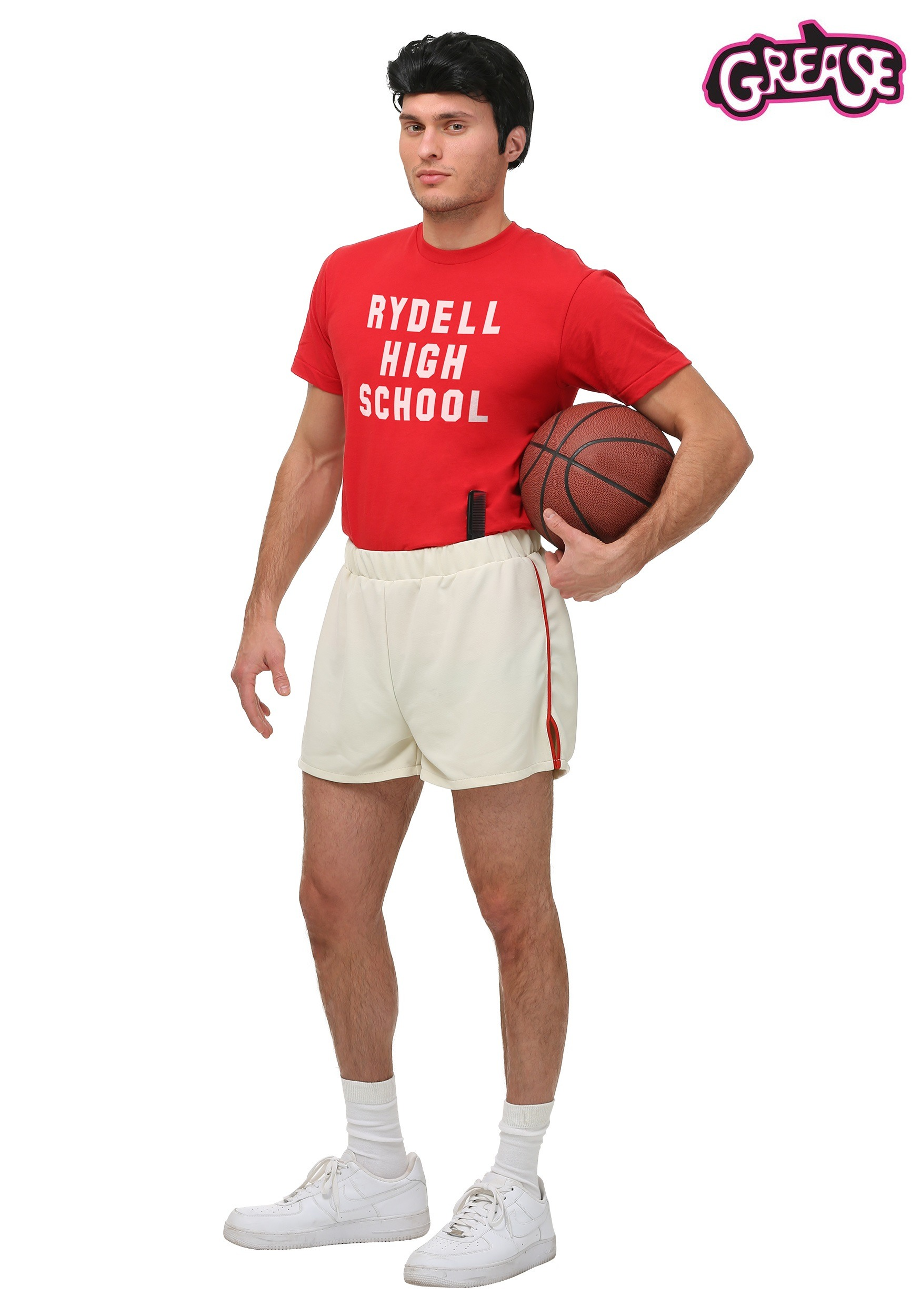 sc 1 st  Halloween Costumes & Grease Gym Danny Costume