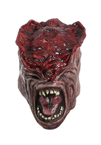 Ghastly Ghoul Mask for Kids