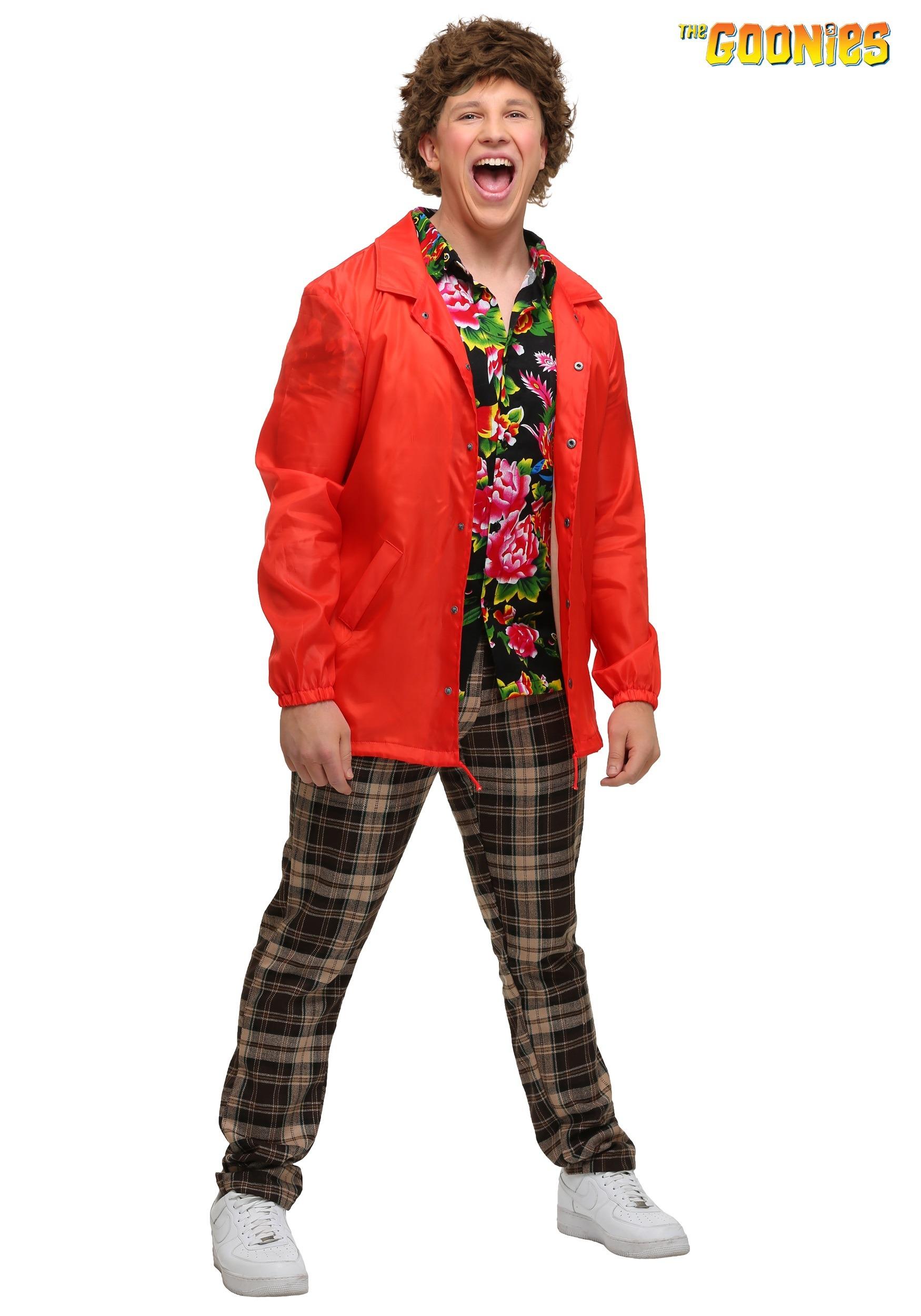 The Goonies Plus Size Chunk Costume FUN2241PL