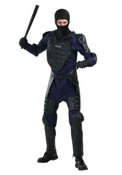 Mens Riot Police Costume