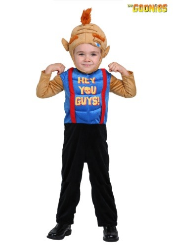 [The Goonies Toddler Sloth Costume] (Sloth Goonies Costumes)