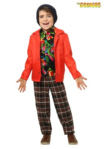 The Goonies Toddler Chunk Costume FUN6663TD-2T