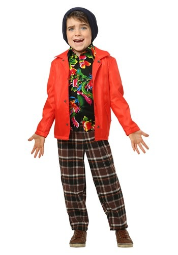Goonies Chunk Costume for Toddlers FUN6663TD