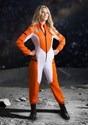 Women's Astronaut Jumpsuit Costume1
