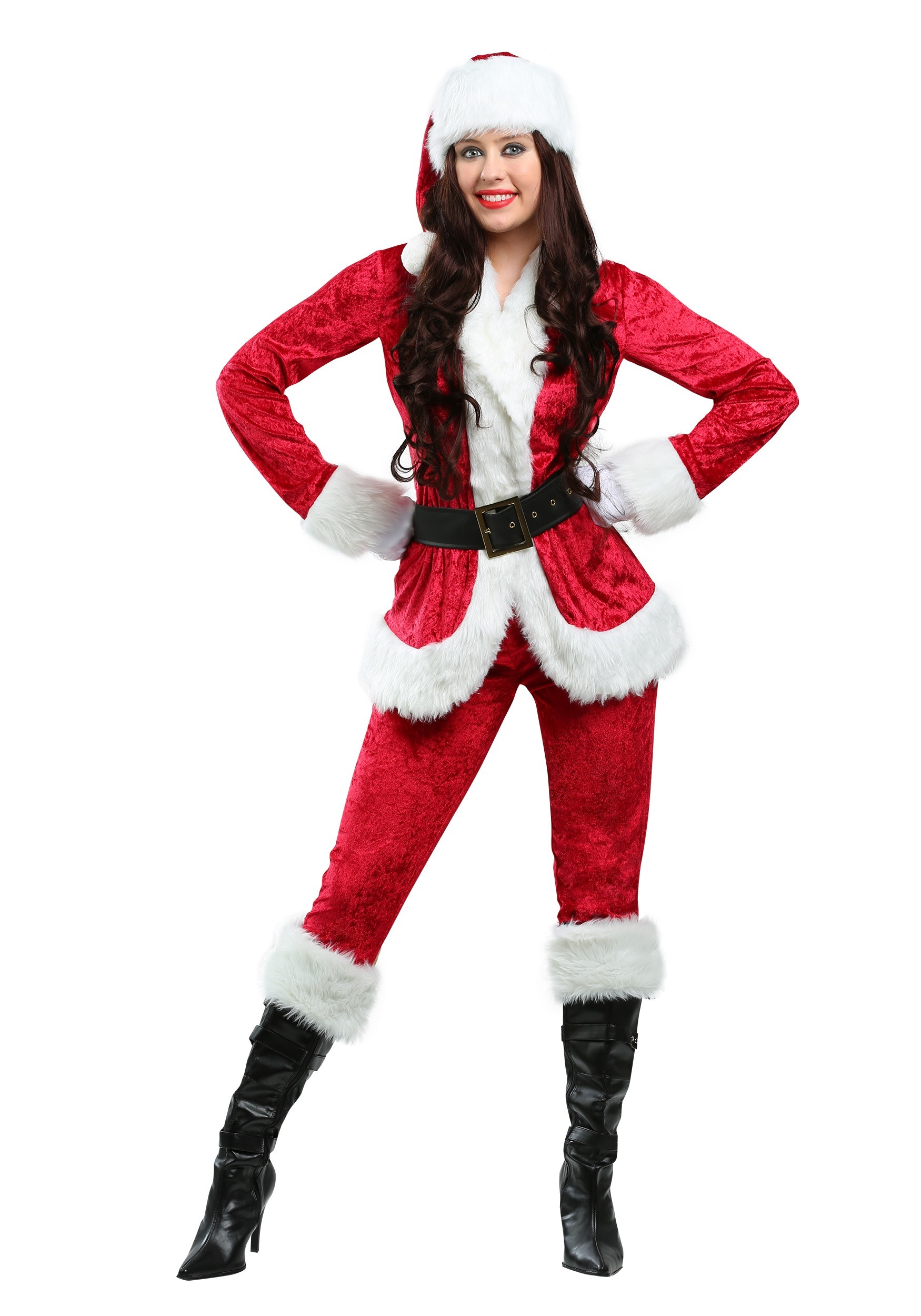 Plus Size Sweet Santa Costume Sc 1 St Halloween Costumes  sc 1 st  Germanpascual.Com & Santa Claus Costume For Kids u0026 Toddle Baby Kids Boy Girl Christmas ...