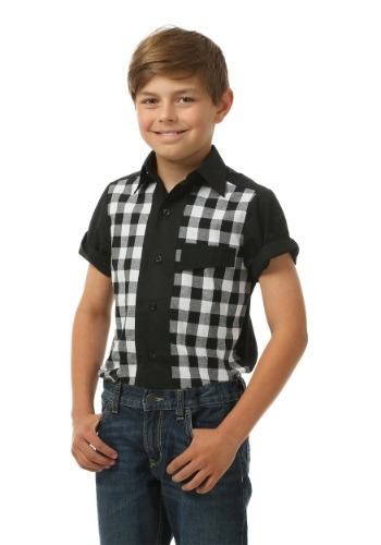 Kids 50s Bowler Shirt