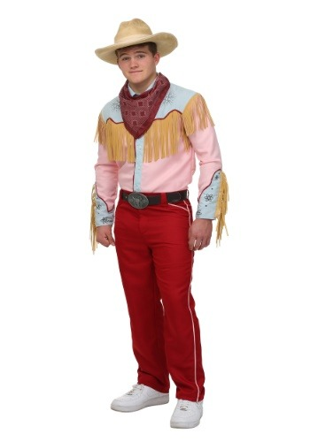 Click Here to buy Back to the Future III Cowboy Marty Costume from HalloweenCostumes, USA Funds & Shipping