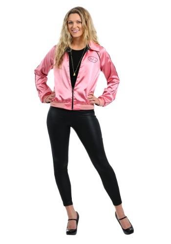 Stephanies Pink Ladies Jacket Costume