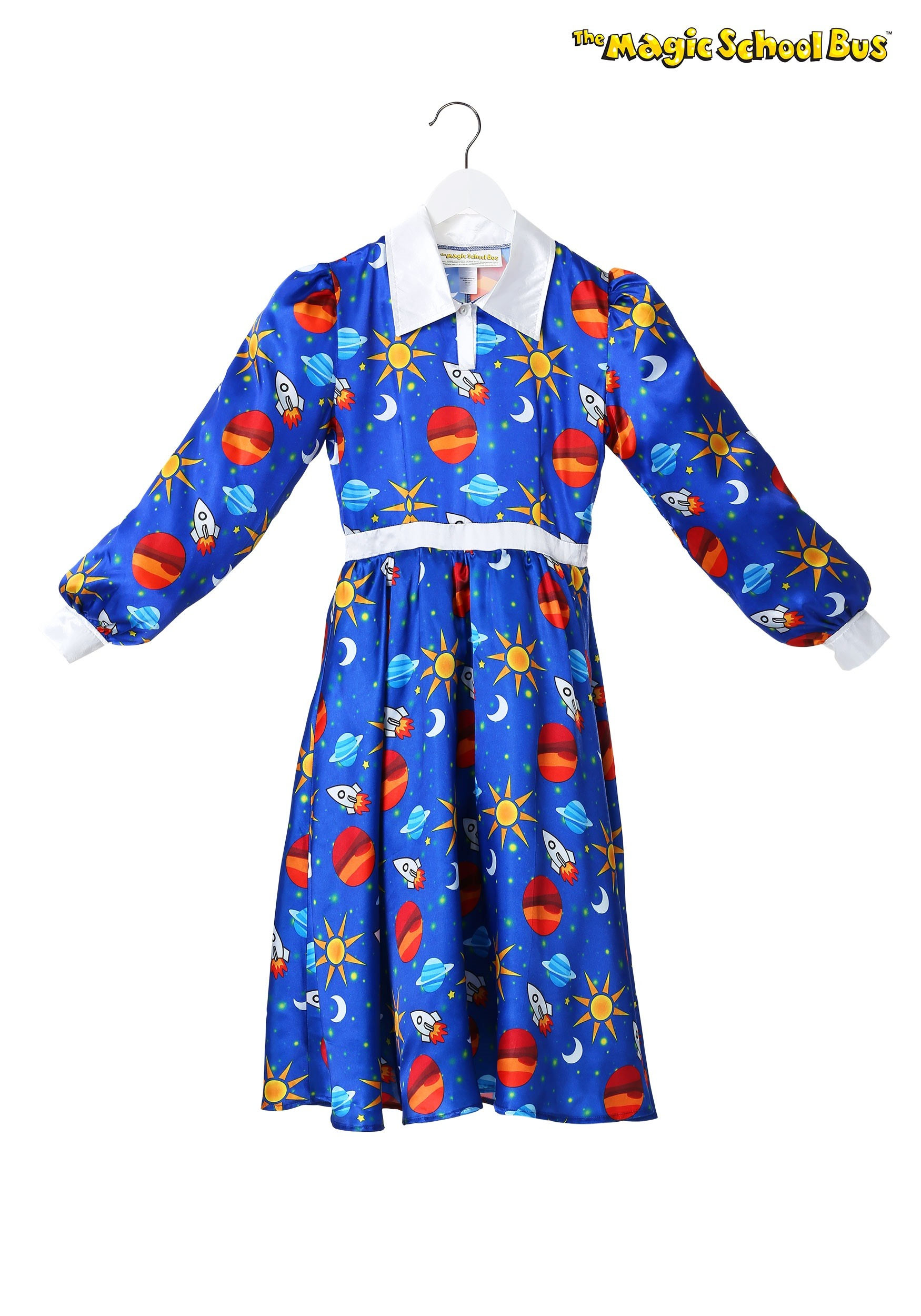 the magic school bus miss frizzle costume