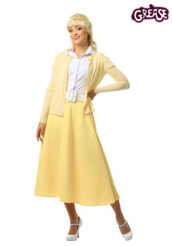 Click Here to buy Plus Size Grease Good Sandy Costume from HalloweenCostumes, CDN Funds