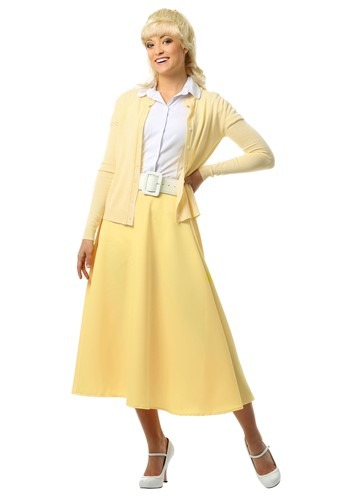 Click Here to buy Plus Size Grease Good Sandy Costume 1X 2X from HalloweenCostumes, CDN Funds