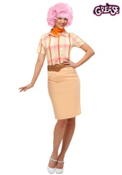 GREASE Plus Size Frenchy Costume