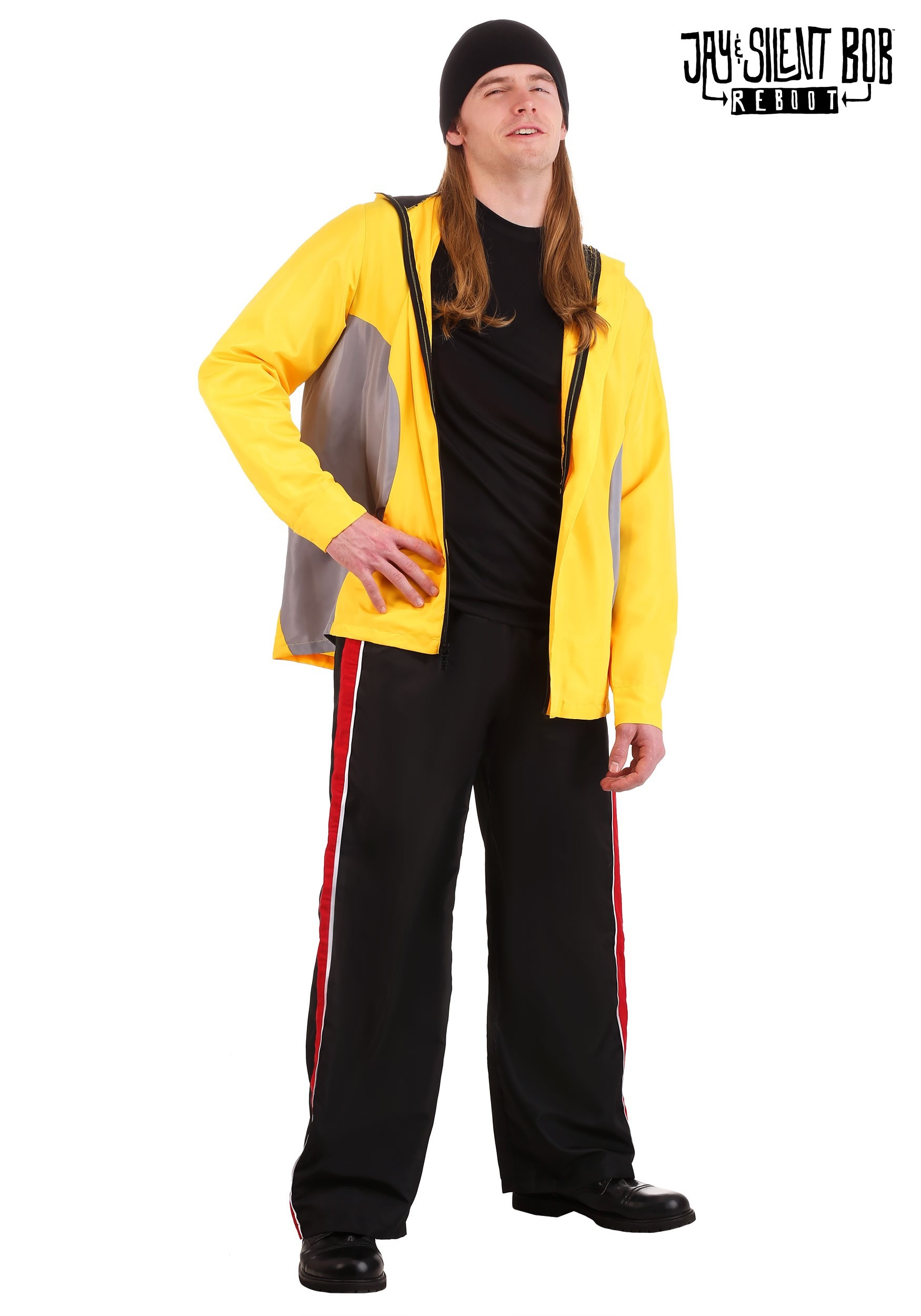 Results 181 240 of 644 for indoor halloween decorations - Jay And Silent Bob Adult Jay Costume