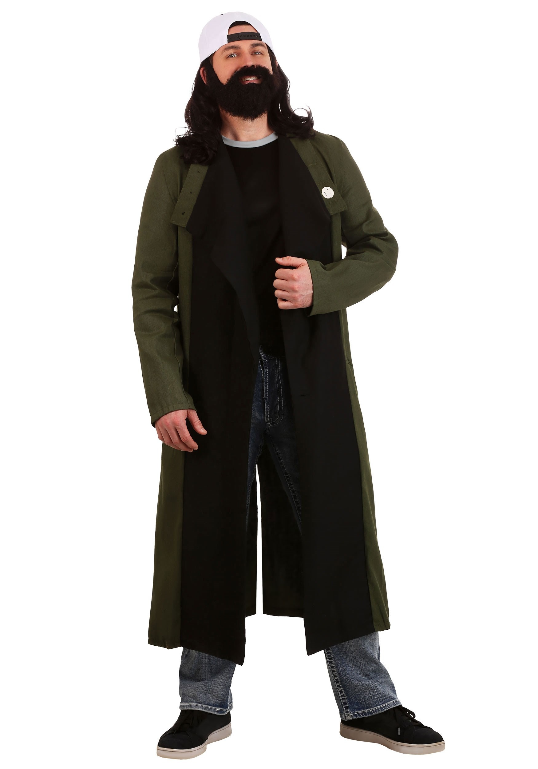 Silent Bob Plus Size Mens Costume FUN6681PL