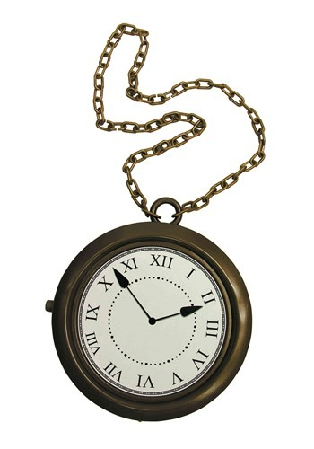 Clock Necklace1