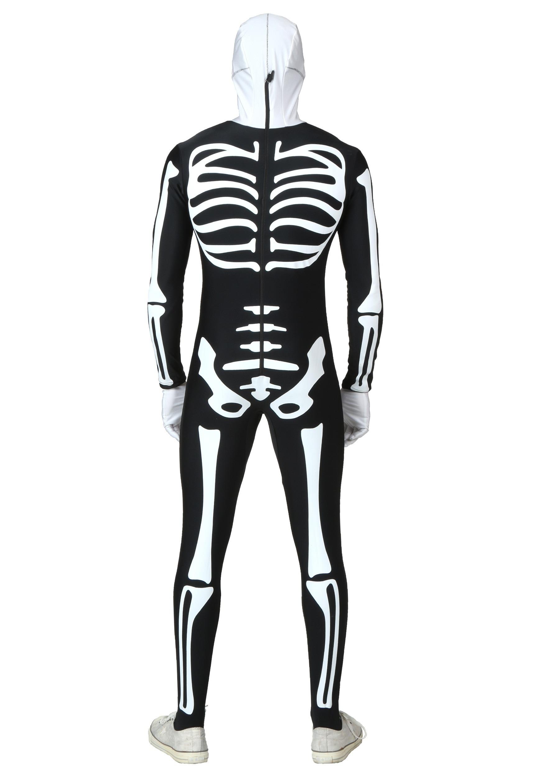 7d5136b948f7 Skeleton Suit Costume   ... The Karate Kid Adult Authentic Skeleton ...