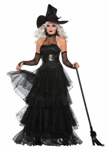 Womens Ember Witch Costume