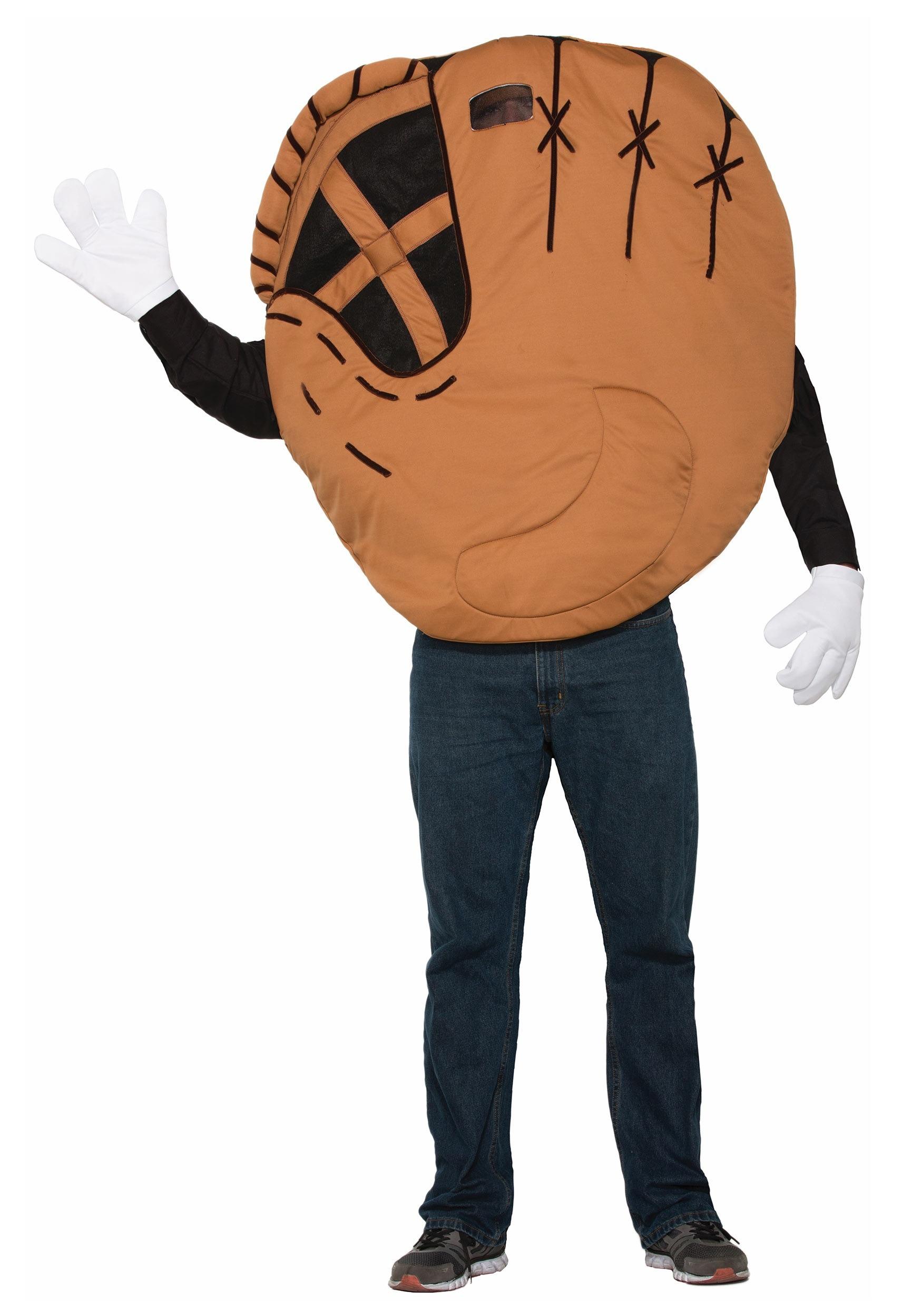 sc 1 st  Halloween Costumes & Adult Baseball Mitt Costume