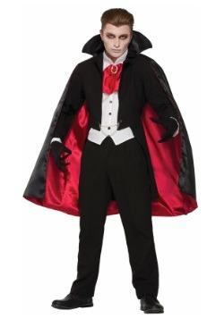 Mens The Count Vampire Costume