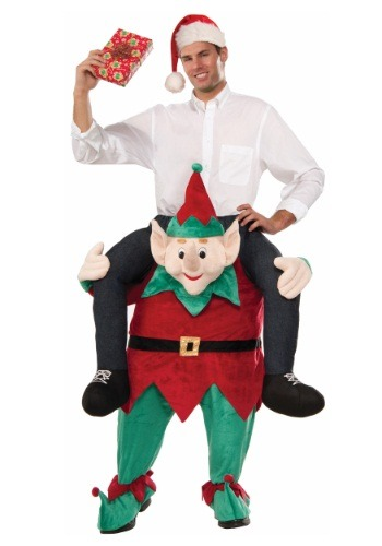 Myself on an Elf