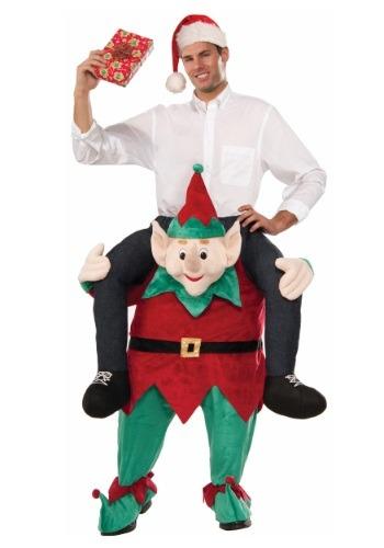Myself on an Elf