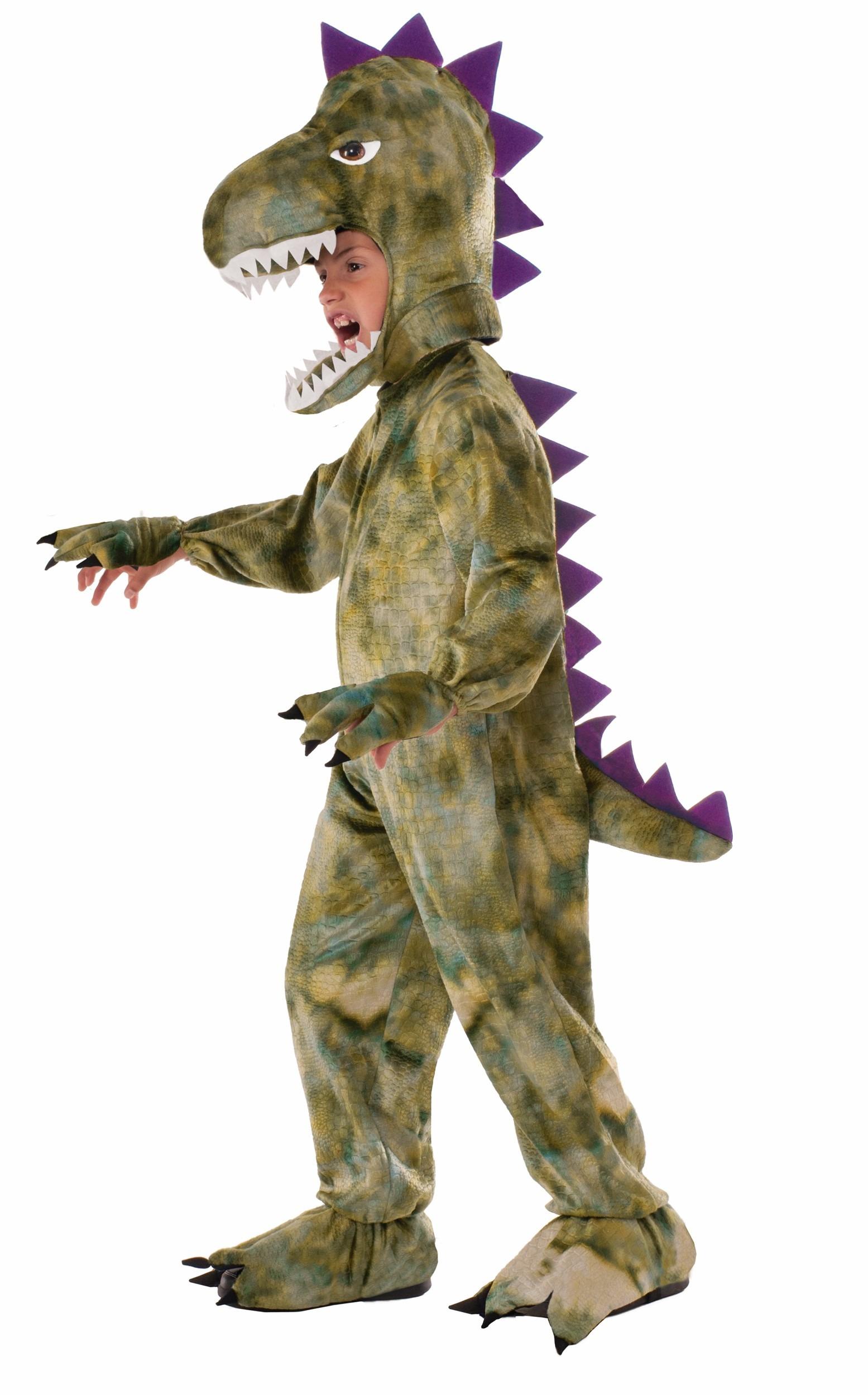 Adult Purple Dinosaur Costume 94