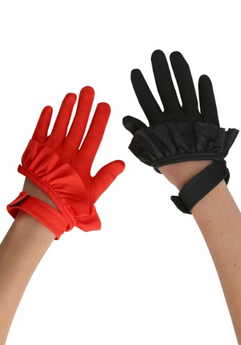 Click Here to buy Harley Clown Gloves from HalloweenCostumes, USA Funds & Shipping