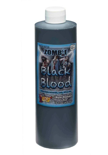 Forum Zombie Black Blood