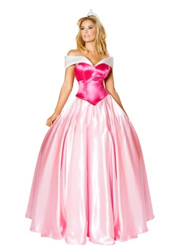 WOMEN'S BEAUTIFUL PRINCESS COSTUME DRESS - Pretty Women's Halloween Costumes