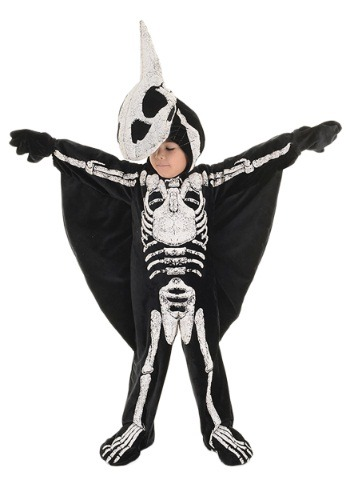 Child Pterodactyl Skeleton Costume