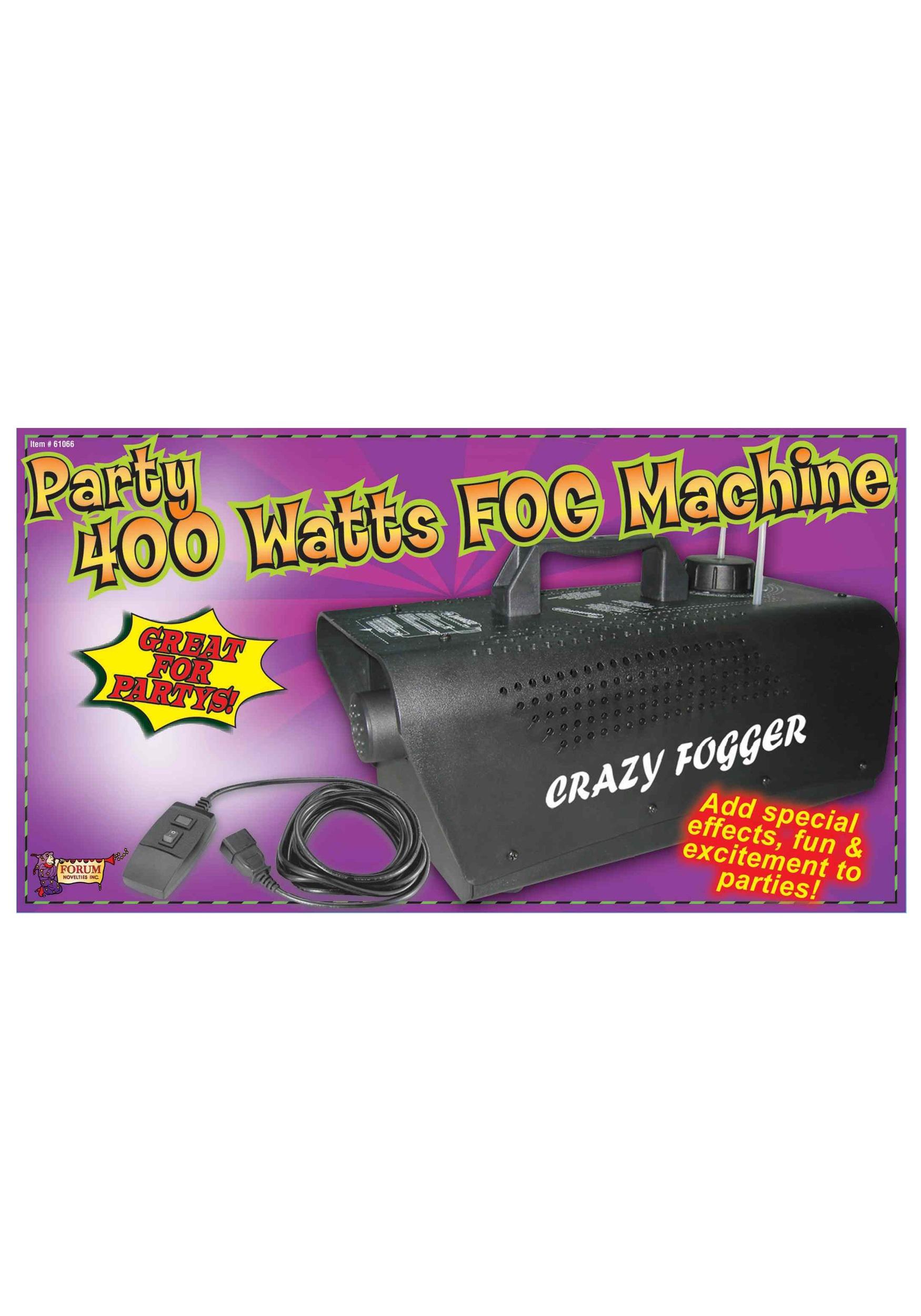 Musical Instruments & Gear Fog Machine 400 Watts