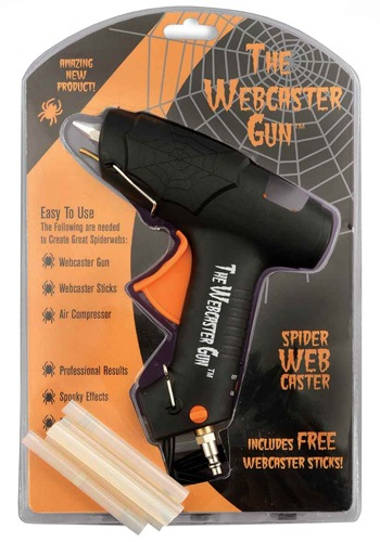 Webcaster Gun By: Forum Novelties, Inc for the 2015 Costume season.