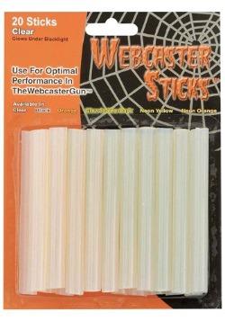 Clear Webcaster Sticks