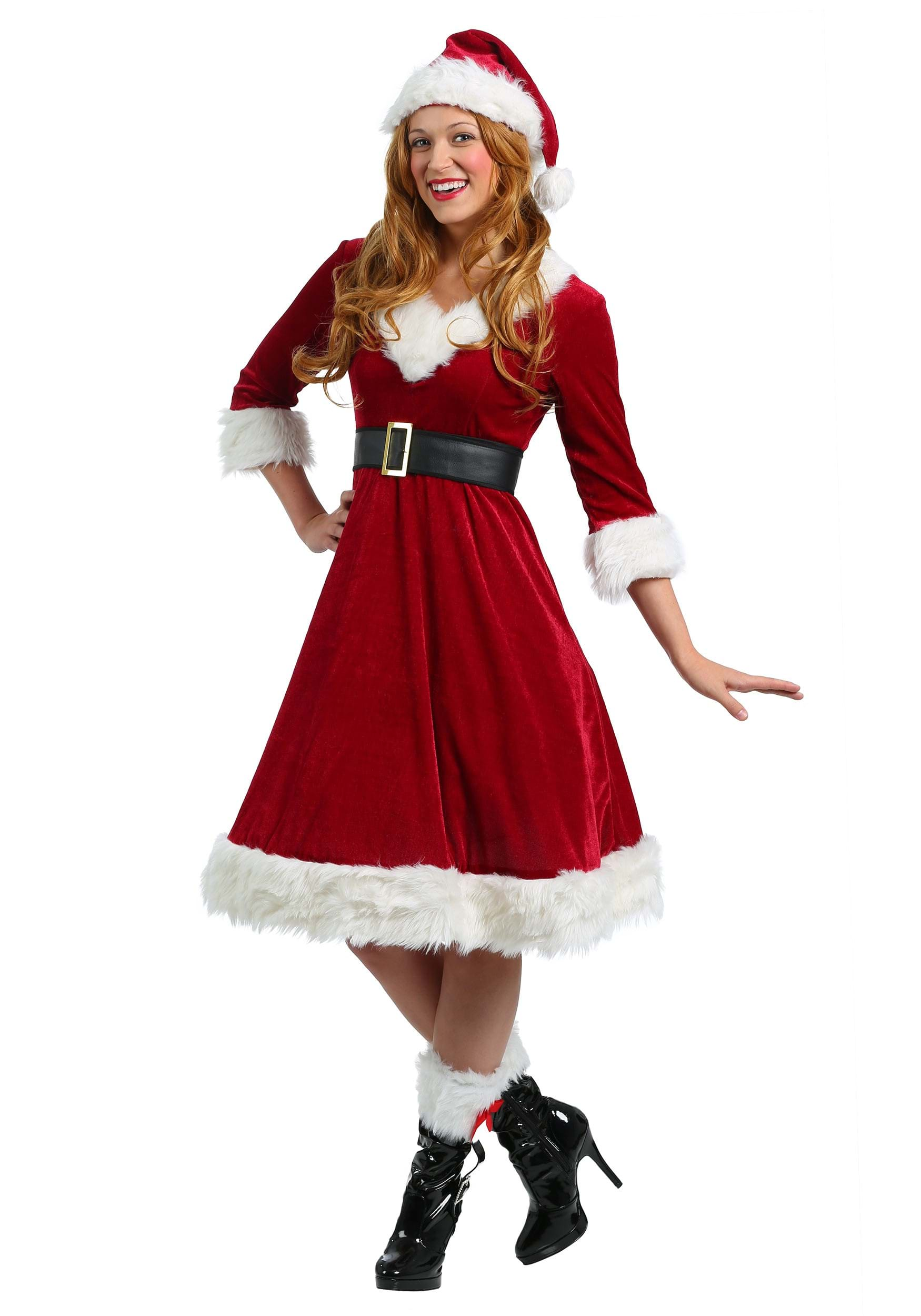 72189f9fc3 Christmas Costumes   Santa Claus Suits