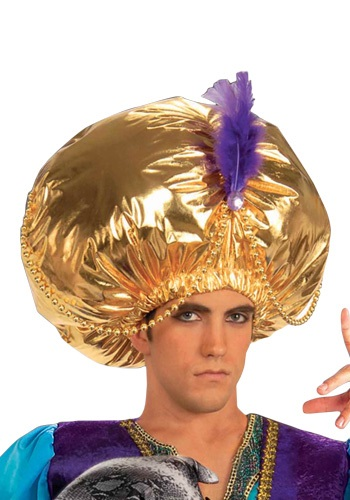 Giant Turban By: Forum Novelties, Inc for the 2015 Costume season.