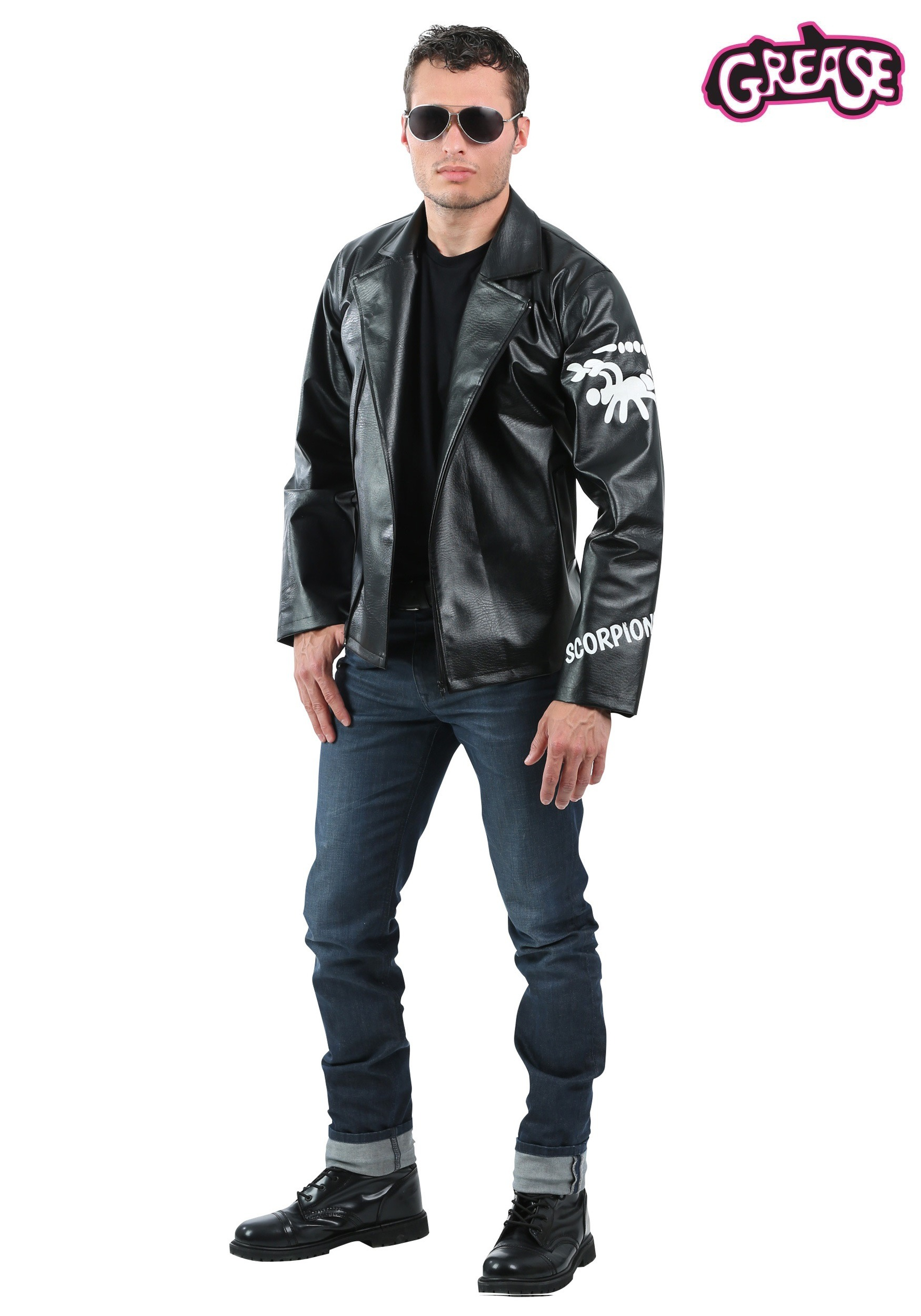 Grease Menu0026#39;s Scorpions Jacket