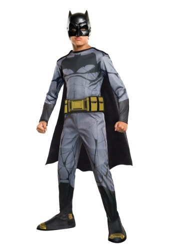 Click Here to buy Kids Dawn of Justice Batman Costume from HalloweenCostumes, USA Funds & Shipping