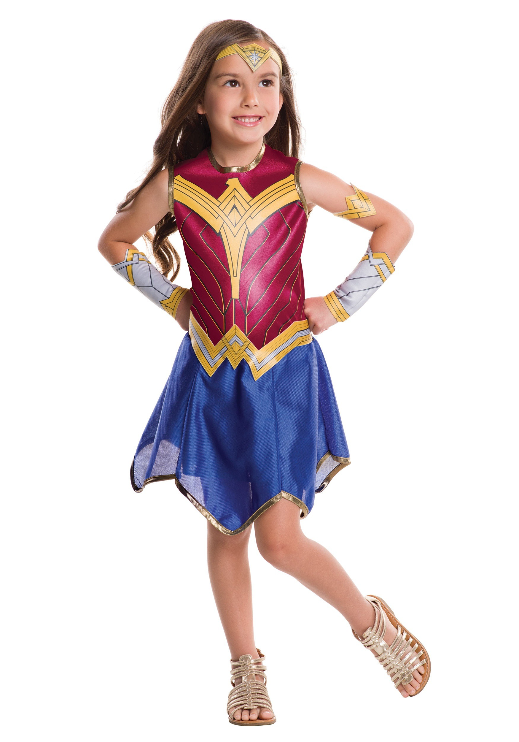 sc 1 st  Halloween Costumes & Child Dawn of Justice Wonder Woman Costume