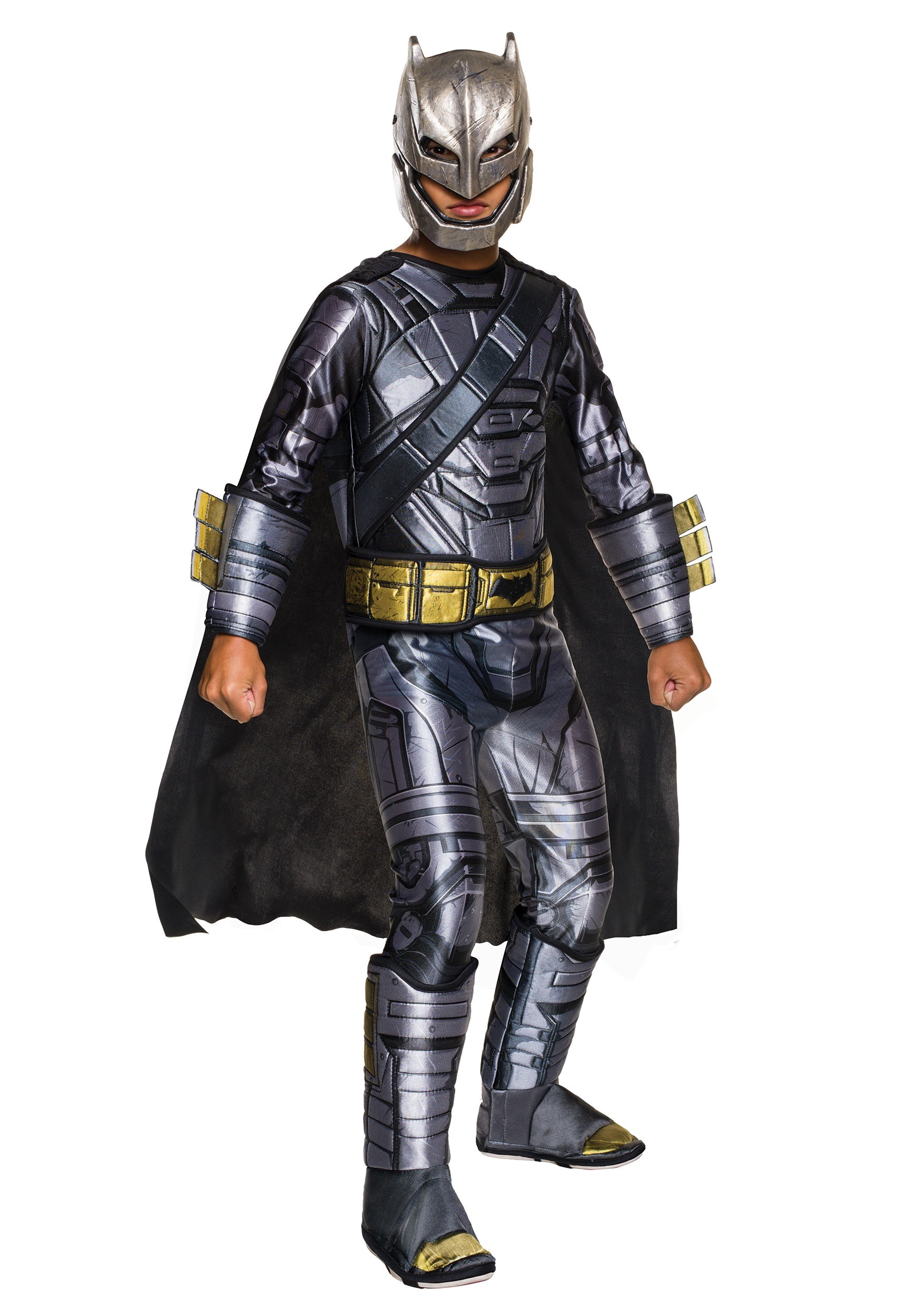 sc 1 st  Halloween Costumes & Deluxe Child Dawn of Justice Armored Batman Costume