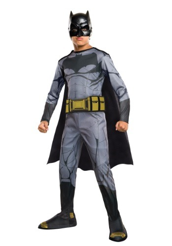 Tween Dawn of Justice Batman Costume RU620892
