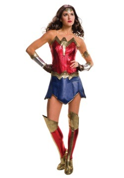 Deluxe Adult Dawn of Justice Wonder Woman Costume