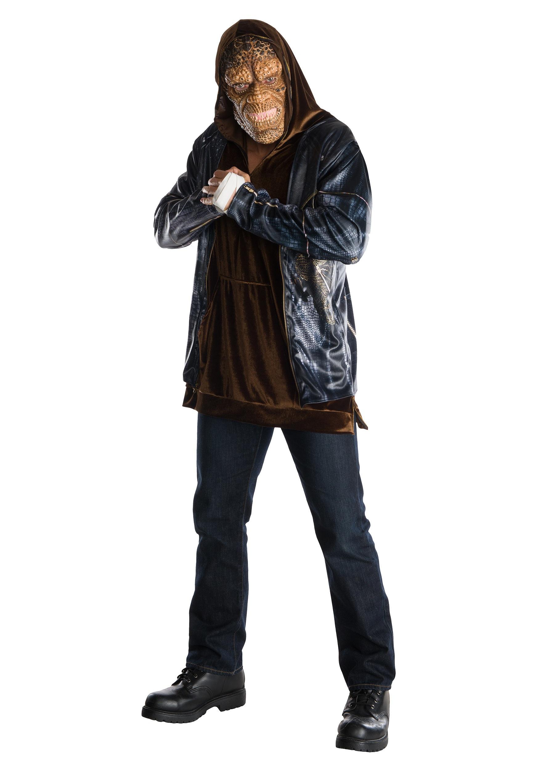 Deluxe Suicide Squad Killer Croc Costume RU820117